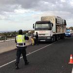 Detenida tras robar un camión de transporte de mercancías y dar positivo por alcoholemia en Morro Jable