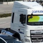 Disfrimur obtiene la primera homologación para usar un camión dual fuel Euro 6