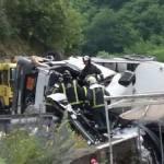 «Fallece  un camionero de 38 años» Los compañeros: «era un conductor experto y prudente».