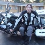 Consejos para levantar tu moto del suelo