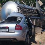 Tres fallecidos en un accidente en Fresno de Sayago