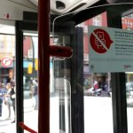 Ni fotos ni vídeos en el autobús