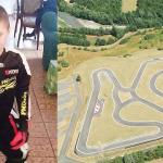 Muere un angelito de 8 años tras un accidente sobre su minimoto