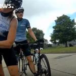 ALERTA!! ¡Un conductor dispara a un grupo de ciclistas!