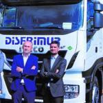 Disfrimur apuesta por un camión de gas natural revolucionario
