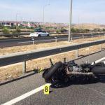 El km 9 de la M-45 se lleva la vida de una joven motorista de 24 años