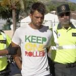 A disposición judicial el conductor que mató ayer a un ciclista en Oliva