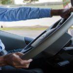 Polémica!! Sancionan un conductor  porque no quiere correr más para poder ser puntual