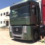 Desaparece con el camión de la empresa y la carga, valorados en 150.000 euros
