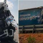 Un camionero herido  grave en el mismo tramo, de la misma forma que murió otro en marzo en la A-62