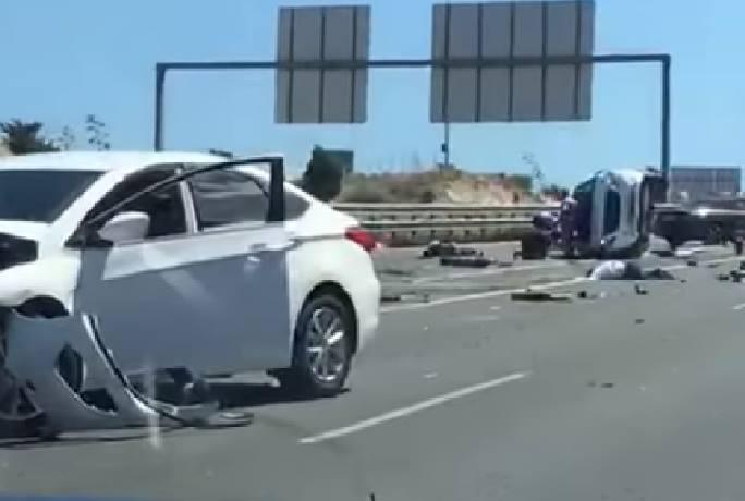 Se hace público un vídeo del accidente mortal provocado por un guardia civil con positivo en alcohol y drogas