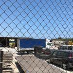 La policía de Tavernes aborta a tiros el robo de un camión que trató de arrollar a los agentes
