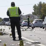 El ciclista muerto en el atropello tenía 30 años y deja un bebé de 4 meses