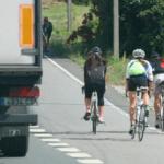 Acusan al camionero que mató a un ciclista en la autovía de Valladolid, de ir consultando el GPS