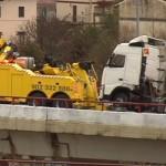 Fallece cuando conducía un camión  por una indisposición en Igeldo