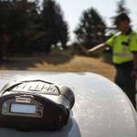 'Pillado' un conductor a 243 km/h con un Golf GTI en una autovía de Salamanca