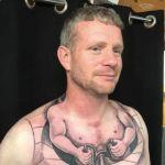 El diseño del tatuaje de un camionero británico que enloquece a internet