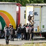 Alerta!! Agreden a un camionero con un ladrillo en la cabeza para robarle el camión en Calais