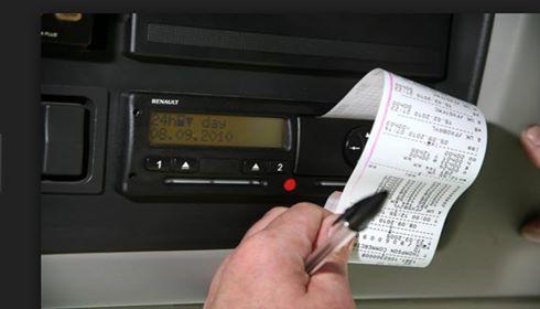 Los datos del tacógrafo ya están conectados en todos los estados de la unión