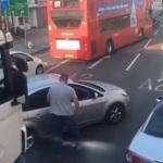 Nunca toques los cojones a un camionero!! – Te puede suceder esto…