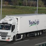 Transportes  Yague & Lago – conductores ruta nacional una noche en casa y otra fuera