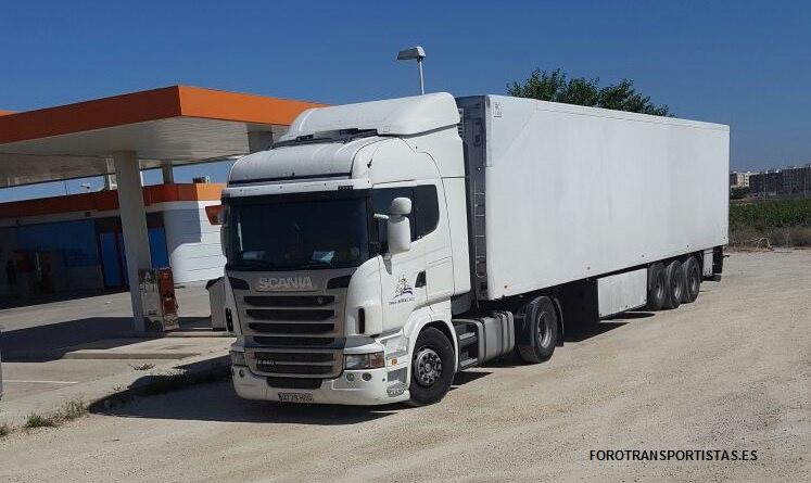 Un juez dicta una orden de alejamiento a una banda que saqueó 150.000 € a camiones en la C-25