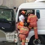 Hoy tenemos que lamentar la muerte de un camionero por un supuesto golpe de calor