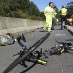 Un ciclista grave tras ser atropellado por un conductor con positivo en cocaína en Córdoba