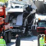 Tragedia: Muere una familia entera al chocar contra un camión que había cruzado la mediana en Italia