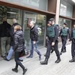 Ultima hora!! La Guardia Civil entra en el Parlamento de Cataluña