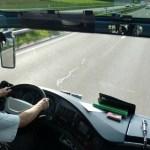 Lesiones comunes de los conductores profesionales