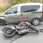 El exceso de velocidad, la causa de los siniestros de Arañuel y Atzeneta