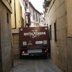 ¿Pasó o no pasó? La historia de un camión y las angostas calles del casco de Toledo