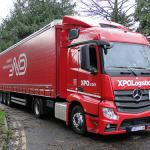 XPO homenajea a un conductor al superar cerca de 5 millones de km sin accidentes