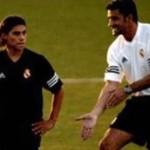 De jugar en el Real Madrid a ganase la vida de camionero