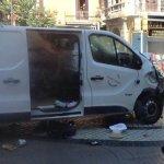 Atentado en Barcelona: al menos dos muertos y 20 heridos tras un atropello masivo en Las Ramblas