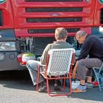 """CCOO PV ve """"vergonzosa"""" la postura del Gobierno contra la dignidad de los conductores"""
