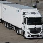 Megacamiones realizan más de 7.785 viajes en España hasta noviembre