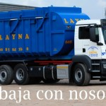 Grupo Layna necesita dos conductores de camión en Madrid