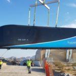 El transporte del futuro:  500 Km en 30 minutos