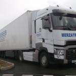 Merzatrans necesita cubrir varios puestos de conductor de camión.