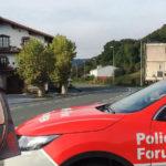 Multa de 1.600 euros y paralización del vehículo para un camionero que conducía drogado y con speed en el bolsillo