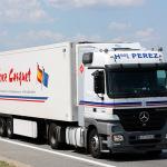 Transportes Pérez Casquet necesita conductores C+E ruta nacional e internacional