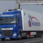 Trabaja para Molinero logística ganando 2100 €,  ruta nacional