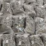 Prisión para dos camioneros detenidos con 72 kilos de marihuana en Girona