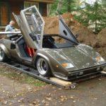 Este tío ha tardado 17 años en construirse su propio Lamborghini Countach desde 0 y lo acaba de terminar