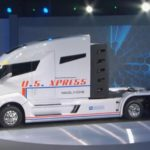 COMUNICADO: Una primicia mundial: un sistema de transmisión para un camión eléctrico de larga distancia (1)