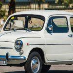 12 curiosidades del SEAT 600 que no sabías