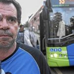 Un conductor de Dbus recibe tres puntos en el ojo tras una agresión