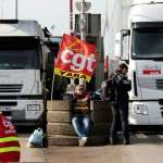 Sindicatos franceses llaman a bloquear puntos estratégicos el 25 de septiembre